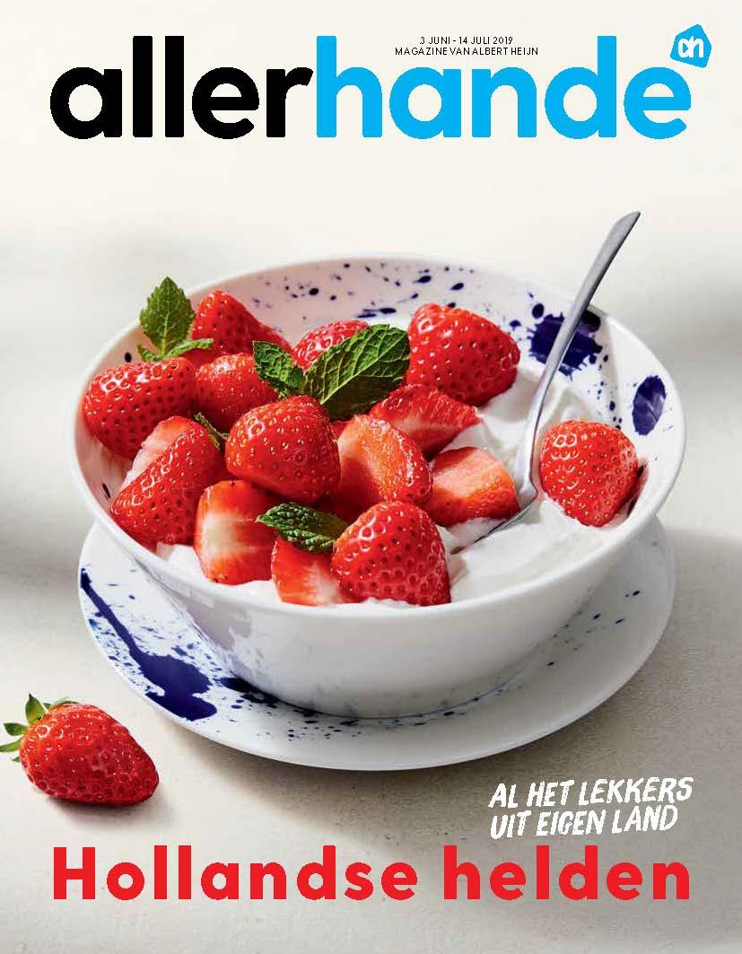 Titelblad van de Allerhande