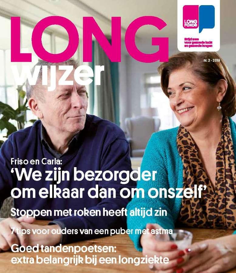 Titelblad van de Longwijzer