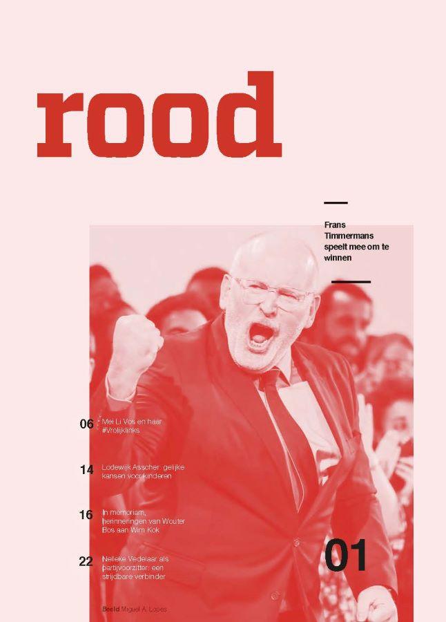 Titelblad van de Rood