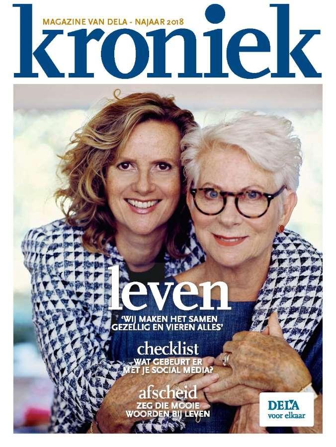 Titelblad van de Dela-Kroniek